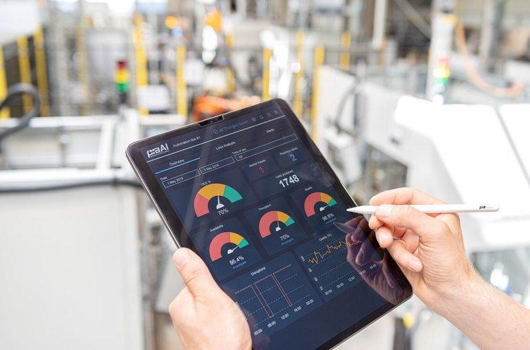 Dreistufige Digitalisierungsstrategie erhöht Effizienz.