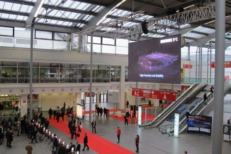 productronica bestätigt Vorreiterrolle als Weltleitmesse.