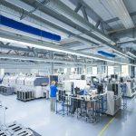 Hightech-Elektronik-Unternehmen als professioneller Partner.