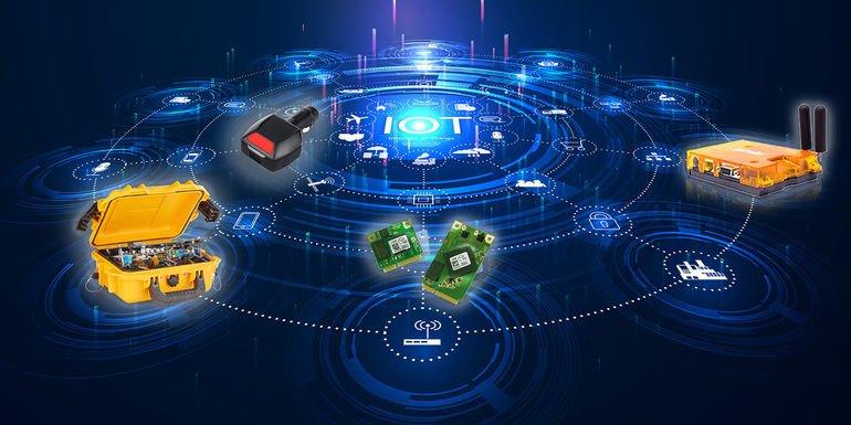 Durchgängige IoT-Kompetenz in der Elektronikfertigung