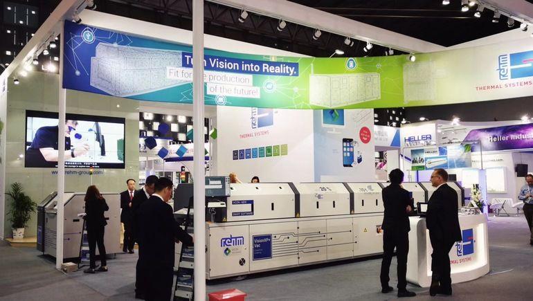 Rehm präsentiert Highlights des Produktportfolios