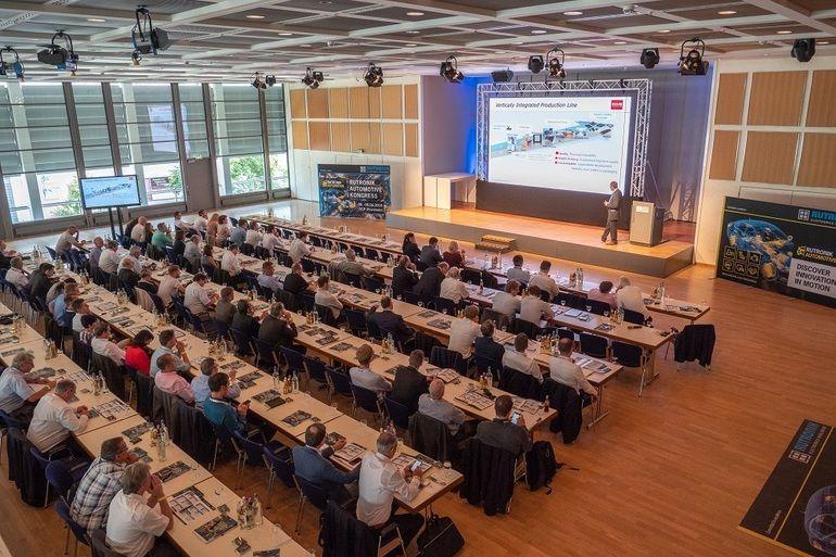 Automotive-Congress von Rutronik über Mobilität von morgen.