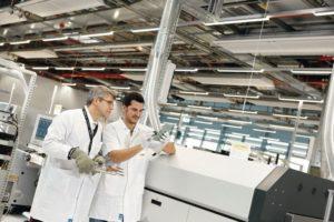 Zertifizierte Qualität sichert Wettbewerbsvorteil.