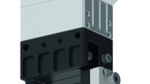 Leistungsdichter 24V-Kleinteilegreifer mit IO-Link.