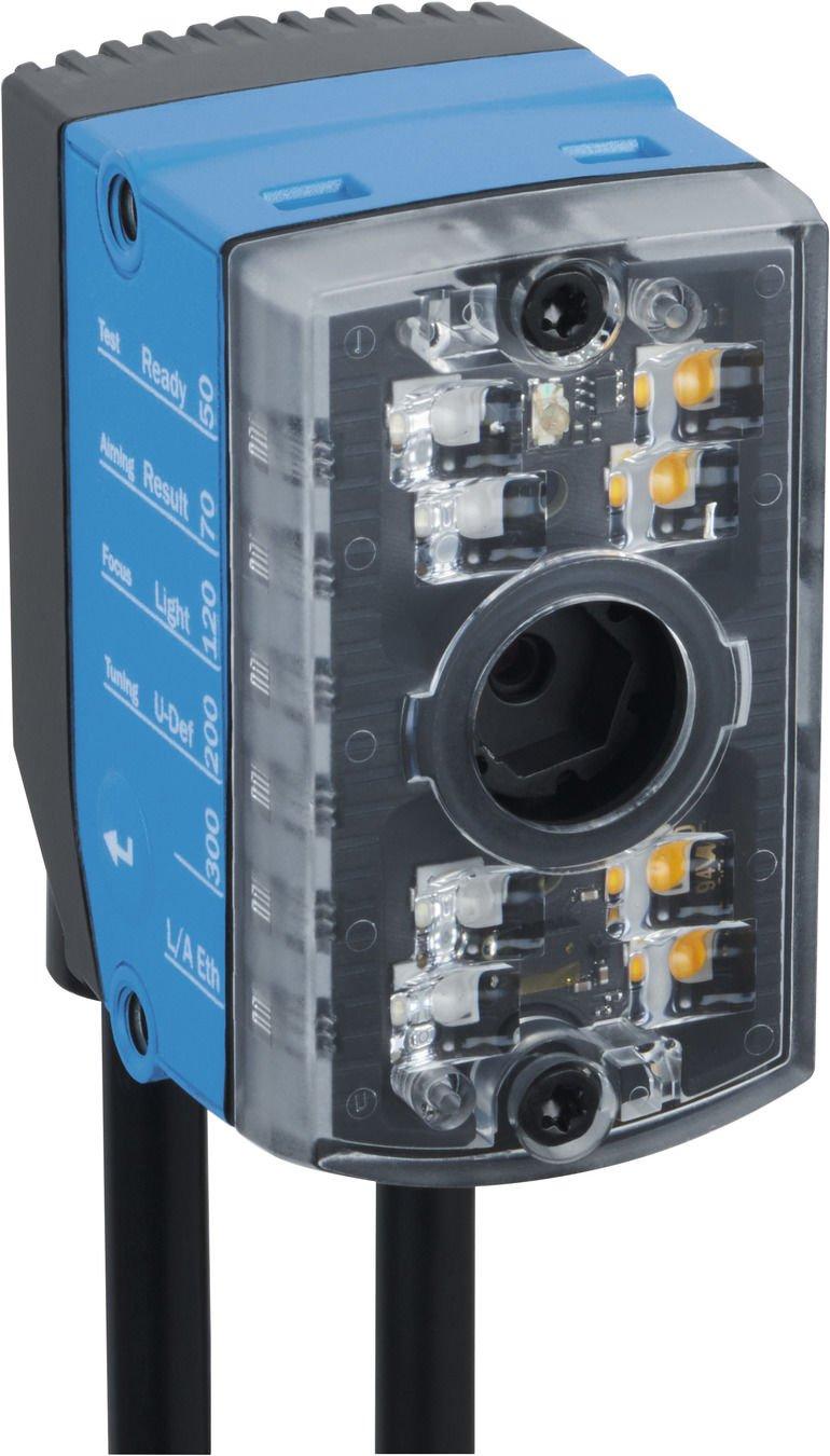 Kompaktes Gerät zur Identifikation und Inspektion in der Produktion
