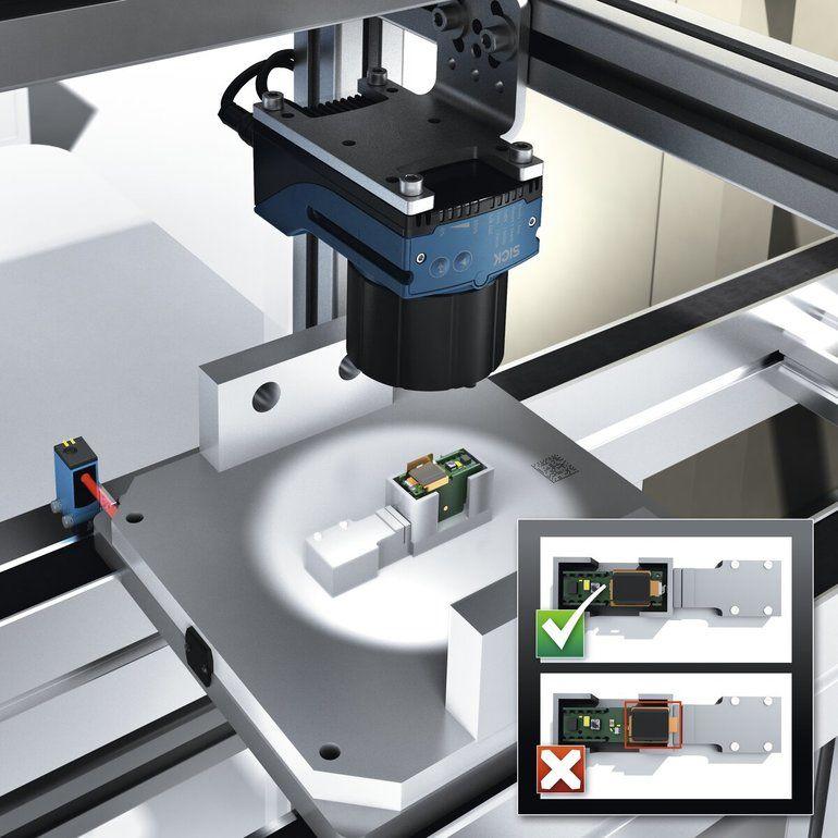 Hohe Produkt- und Prozessqualität in der Fabrikautomation