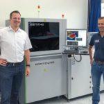 EMS-Dienstleister sichert Qualität mit 3D AOI
