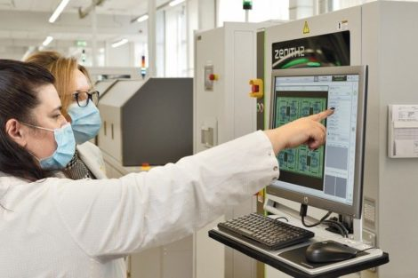 Umfassende Qualitätssicherung durch 3D Inspektion