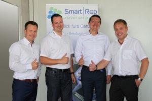 Neue Kooperation zwischen SmartRep und LPKF.