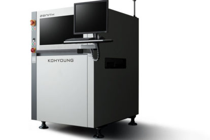 Minel AG investiert in ein Koh Young 3D AOI.