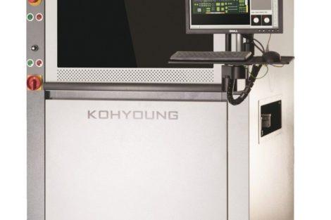 Inspektionssystem von Koh Young für lange Produktlebensdauer