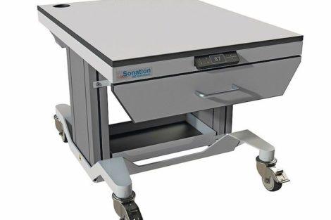 Mobiler Werktisch für flexibleres Arbeiten