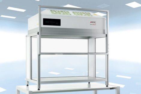 Luftfilterung für praktisch keimfreie Atmosphäre