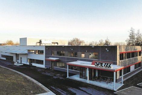 Spetec ist mit neuem Firmengebäude für weiteres Wachstum gerüstet.