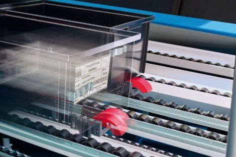 Offenes Sensornetzwerk digitalisiert den Kanban-Prozess.