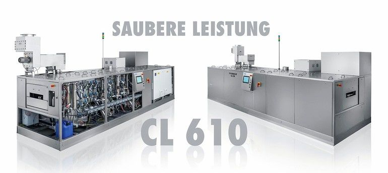 Anwendungsgerechte Reinigungssysteme für die Elektronik.