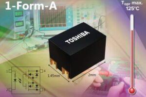 Fotorelais ermöglicht kleinere Systeme durch kompakte Montagedichte