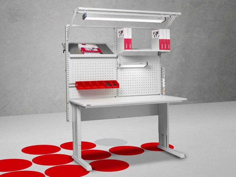 gesteigerter wohlf hlfaktor der mitarbeiter nat rliche beleuchtung am arbeitsplatz epp. Black Bedroom Furniture Sets. Home Design Ideas