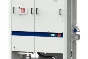 Absauganlage von ULT mit hoher Modularität und umfangreichen Sicherheitsfeatures