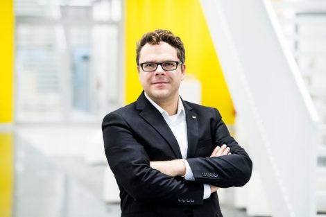 Neues Mitglied im Vorstand von VDMA Robotik + Automation