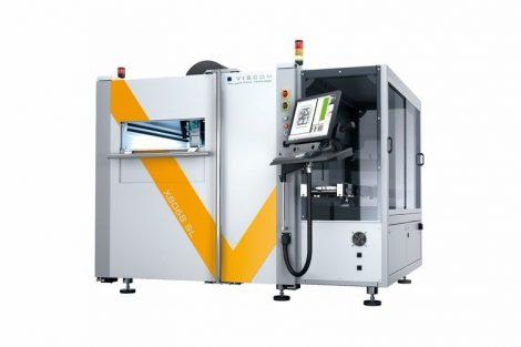 Inline-Röntgensystem für Leistungselektronik.