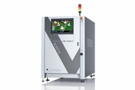 3D-Lötstelleninspektion von THT-Bauteilen