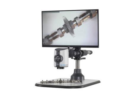 Modernes Digitalmikroskop mit erweiterter Funktionalität.
