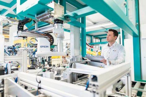 Mit Automatisierung zu verbesserter Produktivität und Prozesseffizienz