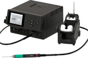 Die Heißluftstation JBC JNASE-2A ermöglicht die kleinste Bauteilbearbeitung auf dem Markt und ist ab sofort beim Systemlieferanten Wetec erhältlich.