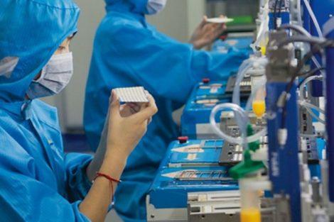 Flexibles Materialhandling in der Herstellung