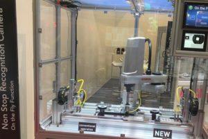 Echtzeit-Bildverarbeitung für schnelle Roboterautomatisierung.